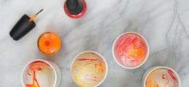 Eier färben und bemalen für eine bunte Osterzeit