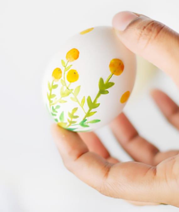 Eier färben und bemalen für eine bunte Osterzeit - fresHouse
