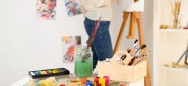 Einen eigenen Hobbyraum gestalten