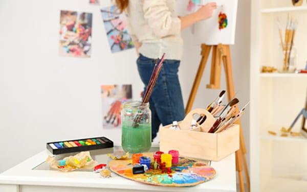 Wie kann man einen eigenen hobbyraum gestalten freshouse for Wohnideen hobbyraum