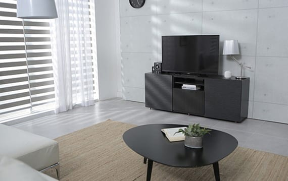 bodenbelag im wohnzimmer wohnliche alternativen zu parkett und laminat freshouse. Black Bedroom Furniture Sets. Home Design Ideas