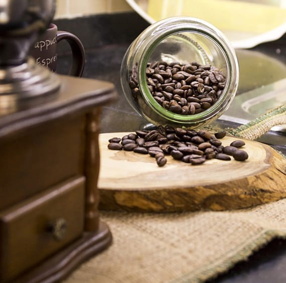 hochwertige kaffeeverpackung sorgt für den richtigen Kaffeegenuss