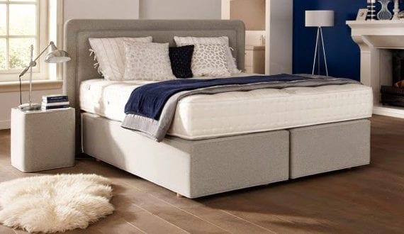 die qualit t eines boxspringbettes erkennen gem tliches schlafzimmer einrichten mit richtigem. Black Bedroom Furniture Sets. Home Design Ideas