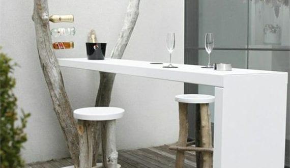 Einrichten-von-einem-privaten-Cafe-auf-der-Terrasse-mit ...