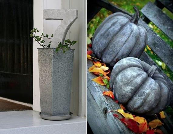Moderne und inspirierende gartendeko aus beton freshouse - Gartendekoration aus beton ...