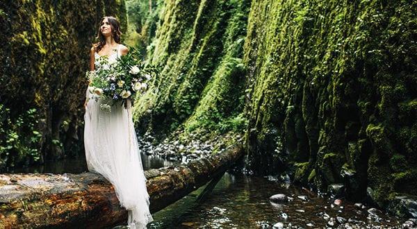 Der wald eine magische hochzeitslocation freshouse for Magasins de robe de mariage portland oregon