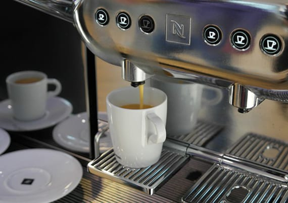 genuss an richtigem kaffee aus nespresso kapselsystem