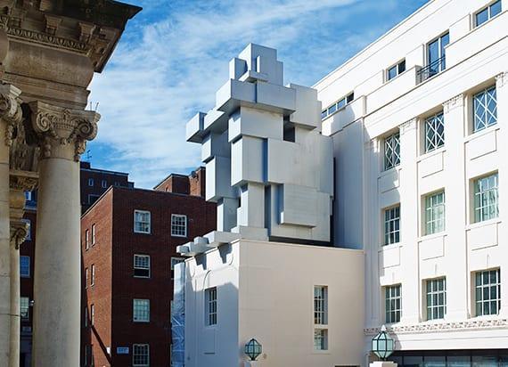 luxus-suite in skulptur gehärt zu den verücktesten hotels der welt