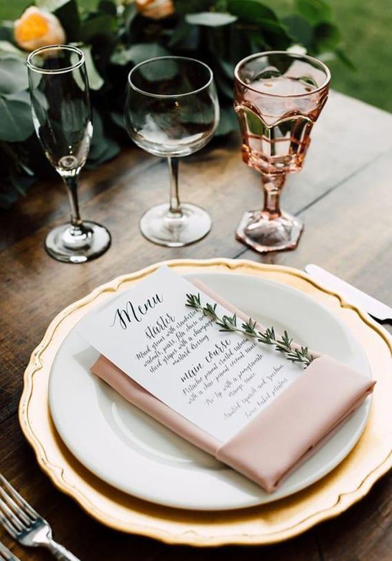 Tisch Eindecken Und Servietten Falten Fur Besondere Anlasse Im