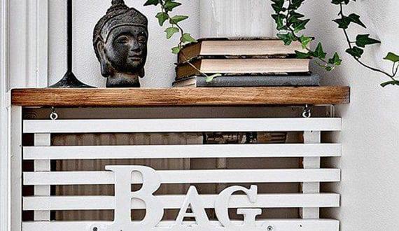 kreative heizk rperverkleidung holz f r moderne und funktionale einrichtung flur mit. Black Bedroom Furniture Sets. Home Design Ideas