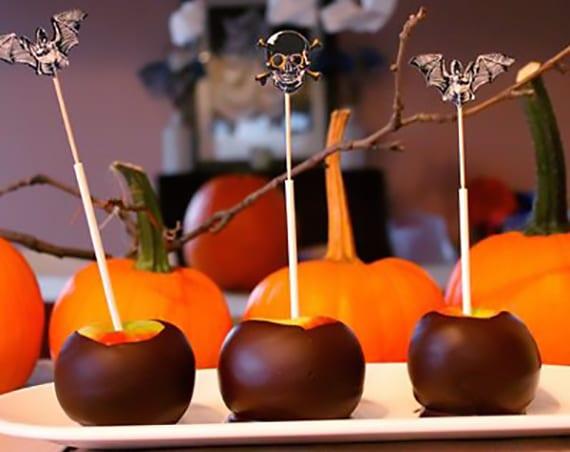schnelle rezeptideen für halloween desserts und leckerbissen