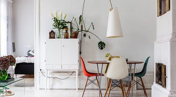 Esszimmer Ideen im Scandinavian Style
